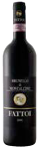 Fattoi Brunello Di Montalcino 2006, Docg Bottle