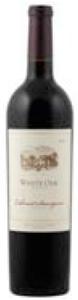 White Oak Cabernet Sauvignon 2006, Napa Valley Bottle