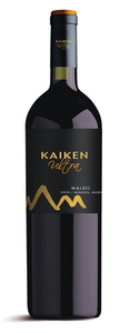 Kaiken Ultra Malbec 2009, Mendoza Bottle