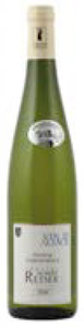 Domaine Hubert Reyser Stephansberg Riesling 2008, Ac Alsace Bottle