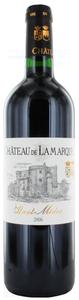 Château De Lamarque 2006, Ac Haut Médoc Bottle