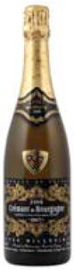 Cave De Lugny Brut Crémant De Bourgogne 2008, Ac, Burgundy, France Bottle