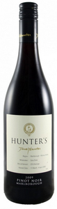 Hunter's Pinot Noir 2009, Marlborough, South Island Bottle