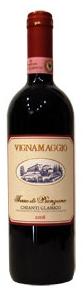 Vignamaggio Terre Di Prenzano Chianti Classico 2008, Docg Bottle