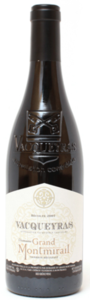 Domaine Du Grand Montmirail Vacqueyras 2009, Ac Bottle