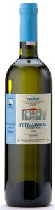 Tetramythos Roditis 2010, Pdo Patras, Peloponnese Bottle
