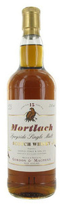 Mortlach 15 Years Old Speyside Single Malt (700ml) Bottle