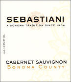 Sebastiani 2008 Bottle