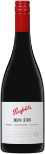 Penfolds Bin 138 Grenache/Shiraz/Mourvèdre 2009, Barossa Valley, South Australia Bottle