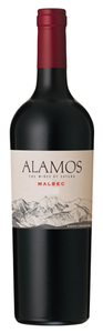 Alamos Malbec 2010, Mendoza Bottle