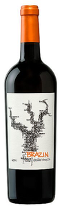 Brazin (B)Old Vine Zinfandel 2008, Lodi Bottle