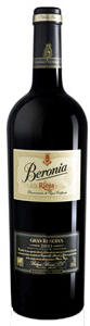 Beronia Gran Reserva 2001, Doca Rioja Bottle