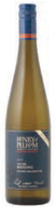 Henry Of Pelham Reserve Off Dry Riesling 2009, VQA Short Hills Bench, Niagara Peninsula Bottle