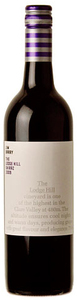 Jim Barry The Lodge Hill Shiraz 2009, Clare Valley, South Australia Bottle