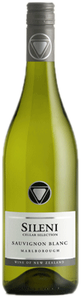 Sileni Cellar Selection Sauvignon Blanc 2010, Marlborough, South Island Bottle