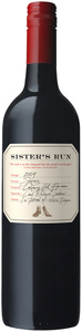 Sister's Run Shiraz 2009, Calvary Hill, Barossa Valley, South Australia Bottle