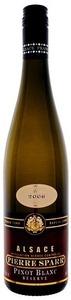 Pierre Sparr Réserve Pinot Blanc 2010, Ac Alsace Bottle