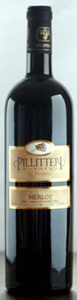 Pillitteri Merlot 2007, VQA Niagara On The Lake Bottle