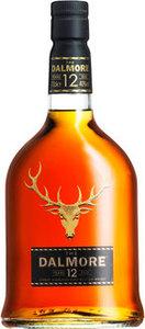 Dalmore 12 Years Old Highland Single Malt Bottle