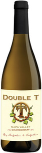 Trefethen Double T Chardonnay 2008, Napa Valley Bottle