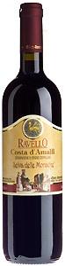 Ettore Sammarco Costa D'amalfi Ravello Rosso Selva Delle Monache 2009 Bottle