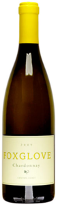 Foxglove Chardonnay 2009, Central Coast Bottle