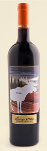 The Foreign Affair 2007 Cabernet Franc, VQA Niagara Peninsula 2007 Bottle