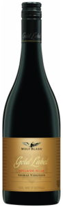 Wolf Blass Gold Label Shiraz/Viognier 2009, Adelaide Hills Bottle