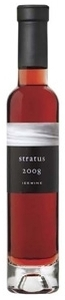 Stratus Red Icewine 2009, VQA Niagara Peninsula Bottle