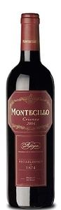 Montecillo Crianza 2008 Bottle