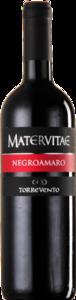 Torrevento Matervitae Negroamaro 2010, Puglia Bottle