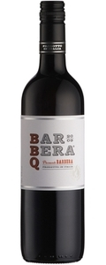 B B Q Barbera 2009, Piedmont Bottle