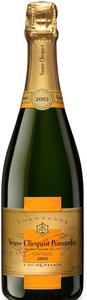 Veuve Clicquot Ponsardin Vintage Brut Champagne 2004 Bottle