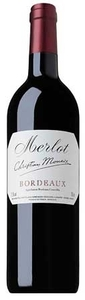 Christian Moueix Merlot 2009, Ac Bottle