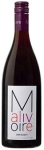 Malivoire Gamay 2010, VQA Niagara Escarpment  Bottle