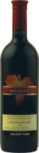 Ezimit Merlot 2008 Bottle