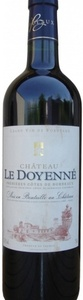 Chateau Le Doyenne 2005 Bottle