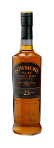 Bowmore 25 Years Old Islay Single Malt, United Kingdom Bottle