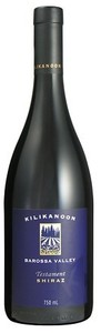 Kilikanoon Testament Shiraz 2007, Barossa Valley, South Australia Bottle