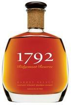 1792 Small Batch Kentucky Straight Bourbon Bottle