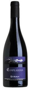 Château Camplazens Syrah 2009, Vins De Pays D'oc Bottle