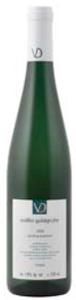 Vollenweider Wolfer Goldgrube Riesling Kabinett 2008, Prädikatswein Bottle