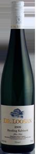 Dr. Loosen Blue Slate Riesling Kabinett 2010, Prädikatswein Bottle