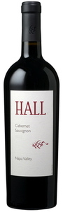 Hall Cabernet Sauvignon 2008, Napa Valley Bottle