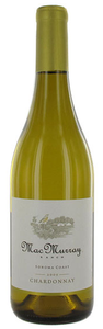 Mac Murray Ranch Chardonnay 2009, Sonoma Coast Bottle