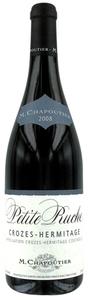 M. Chapoutier Petite Ruche Crozes Hermitage 2009, Ac Bottle