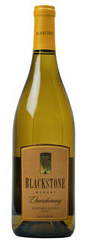 Blackstone Chardonnay 2010, Winemaker's Select, Monterey County Bottle