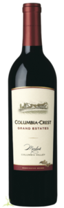 Columbia Crest Grand Estates Merlot 2006, Columbia Valley Bottle