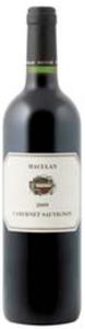Maculan Cabernet Sauvignon 2009, Igt Veneto Bottle