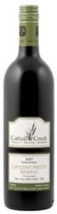 Cattail Creek Reserve Cabernet/Merlot 2007, VQA Four Mile Creek, Niagara Peninsula Bottle